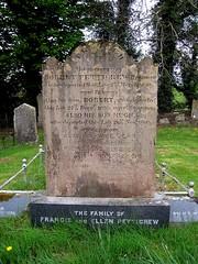 Petticrew Family Grave (Snapshooter46) Tags: down trinity northernireland presbyterianchurch boardmills