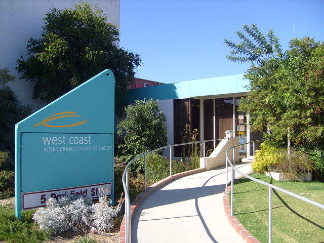 West Coast International College of English