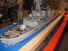 lego hmcs winnipeg 104 (Soundwave_sw) Tags: museum winnipeg lego pirates navy canadian surrey class somali halifax frigate 2010 hmcs hmcswinnipeg