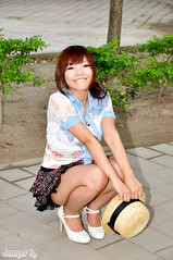 辛咩咩47 (袋熊) Tags: hot cute sexy beauty taiwan taipei 台北 可愛 外拍 性感 公民會館 時裝 數位遊戲王 辛咩咩