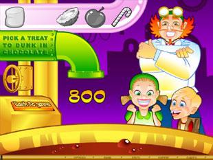 free Chocolate Factory bonus feature