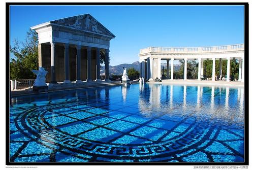 (美國)美到讓人想立刻跳進去的泳池