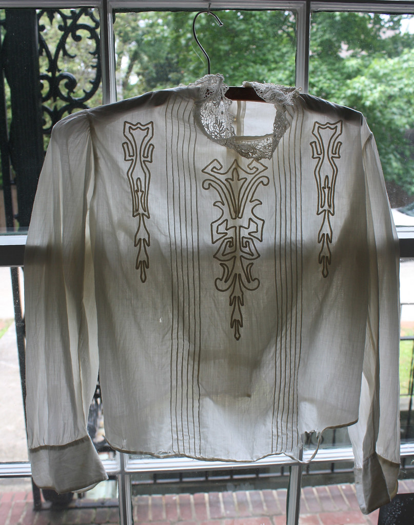 victorian blouse