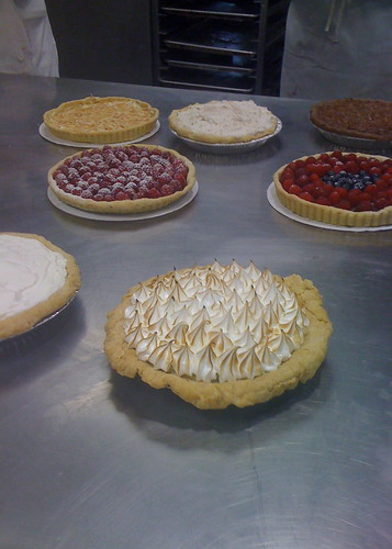Pies from my fellow students