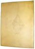 Frontbinding of 'Cosmographia'