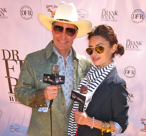 Samantha Gutstadt, Dr. Frank Ryan Charity/Birthday Event at Bony Pony Ranch