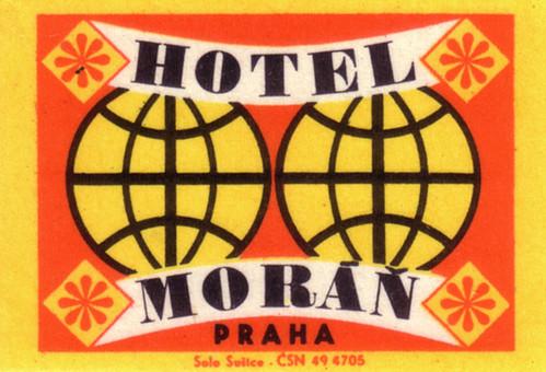 Hotel Moran Praha