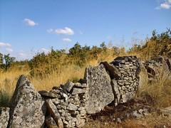 Muro Típico (RPedro2010) Tags: trásosmontes planaltomirandes mogadouro bruçó