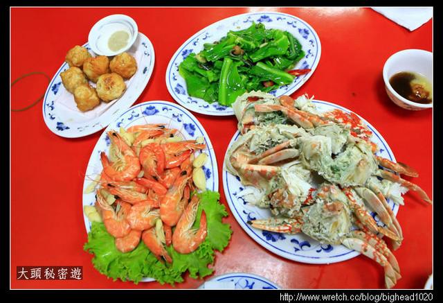 [高雄]苓雅老螃蟹海產料理| 大頭秘密遊