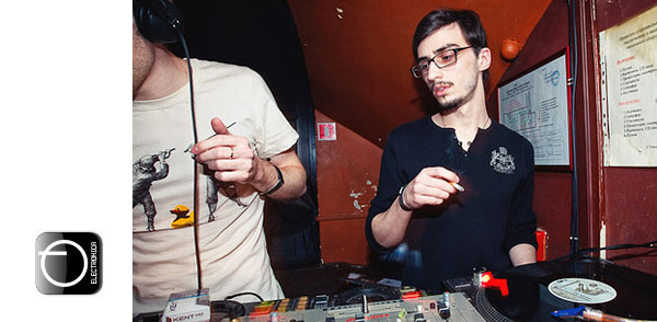 Electronica Podcast – Episode 9: Sasha Khizhnyakov (Image hosted at FlickR)