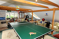 Penderry Cottages Games Room