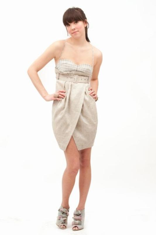 Tulip dress 1