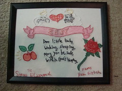 grad gift (carrie_76) Tags: cats rose cherry poem embroidery sublimestitching designidea