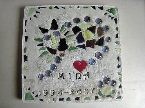 Garden Step Mosaic