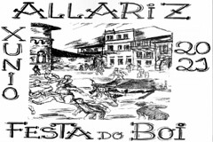 Allariz - 1984 - Festa do Boi - cartel