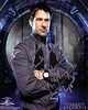 Joe Flanigan Signed Photograph by TravelShorts