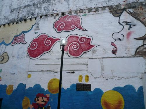 澳門街頭塗鴉