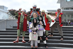 100529-0413 Animazement (WashuOtaku) Tags: anime cosplay naruto raleighnorthcarolina jiraiya raleighconventioncenter az13 nikond90 narutoshippuden  animazement2010 animazement13