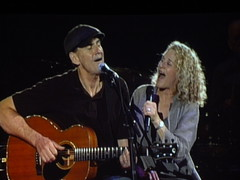 Carole King - James Taylor - Troubabour Reunio...