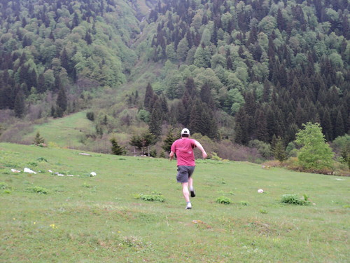 2-Second Timer Race in Ayder, Turkey