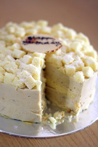 Goodwood Durian Cake