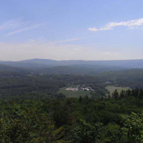 View from French's Ledges