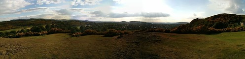 Blackford Hill Panorama, Edinburgh