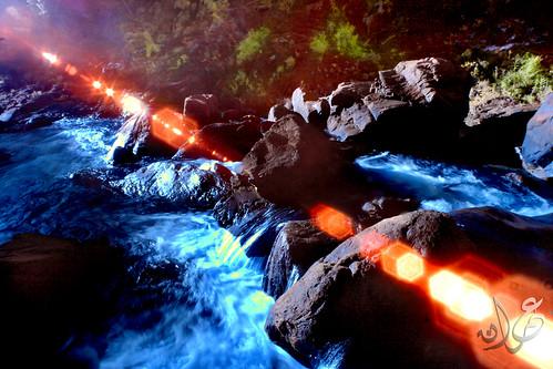 Buaya Sangkut Waterfall, Endau-Rompin (IR)
