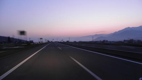 紫のハイウェイ