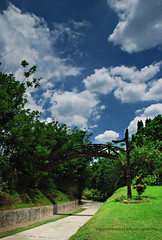 The Road Not Taken (paul david (busy running!)) Tags: road sky green clouds landscape emerson philippines harry taken lipa farms batangas bluroze fosdick