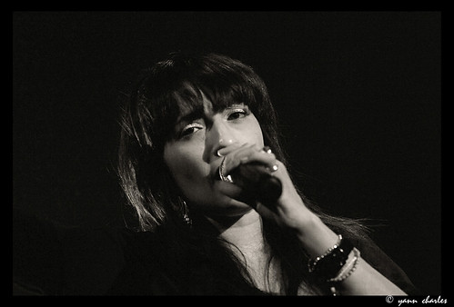 Hindi Zahra @ Le Bataclan. Paris 2010