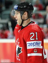 Brooks LAICH (Canada) - 100508-131 (Patxi64) Tags: canada hockey germany deutschland icehockey allemagne mannheim 2010 eishockey 0910 worldchampionships saparena laich ijshockey hokej brookslaich championnatsdumonde 20100508