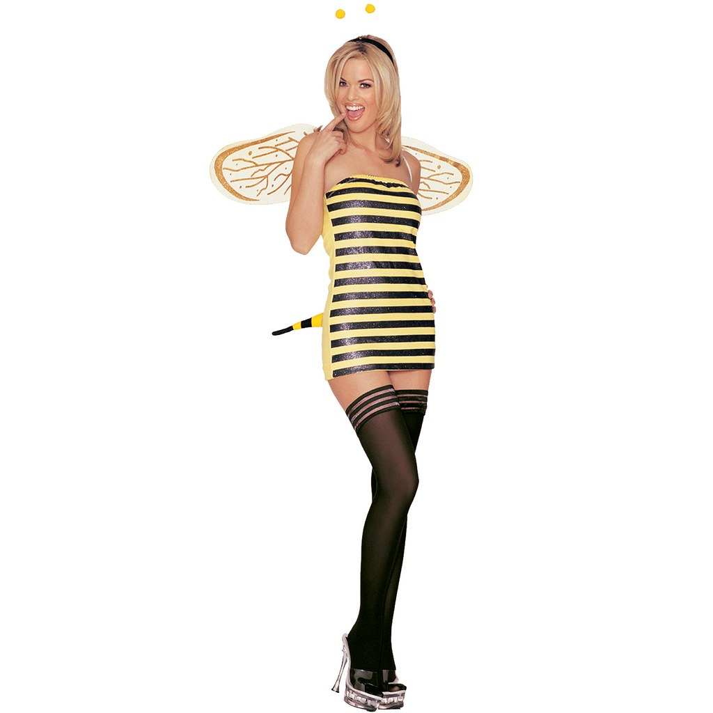 Crazy Bee Costume