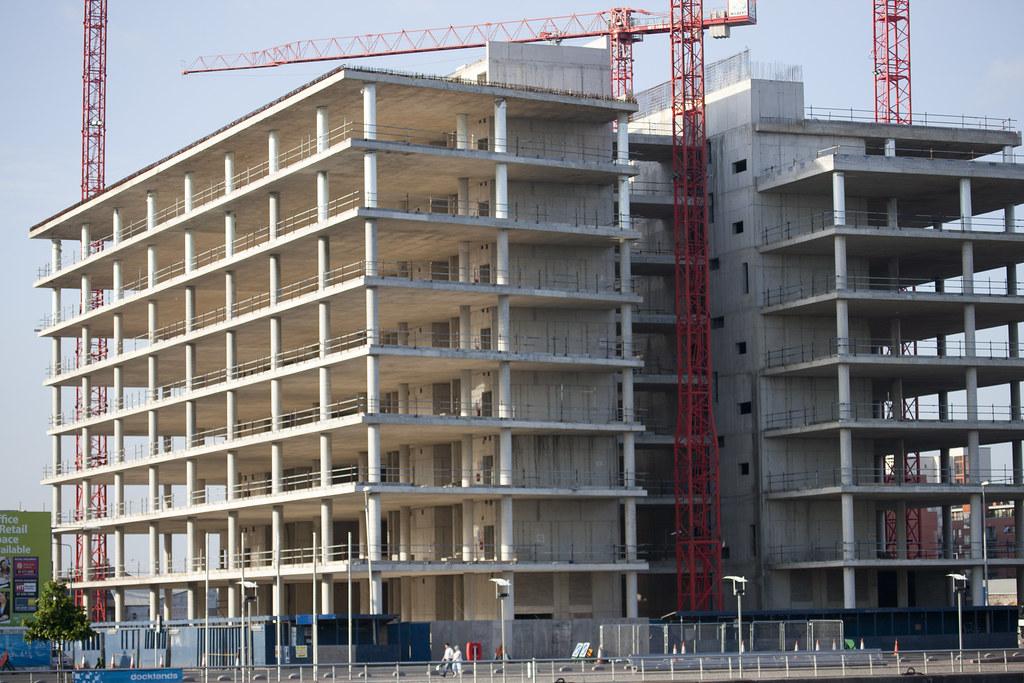 Dublin Docklands - Property Crash