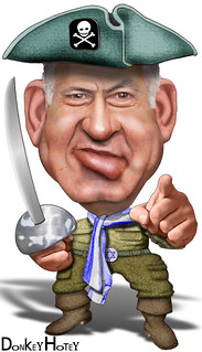 From flickr.com/photos/47422005@N04/4672043824/: Benjamin Netanyahu, Argh!