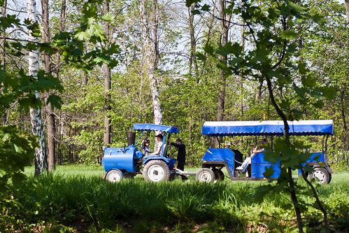 Тракторовоз :)