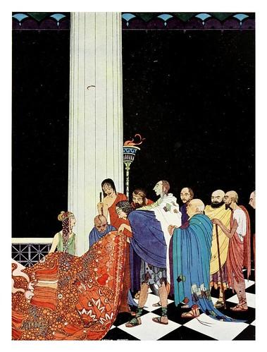 006-El palacio de Circe-Tanglewood tales 1921- Virginia Frances Sterrett