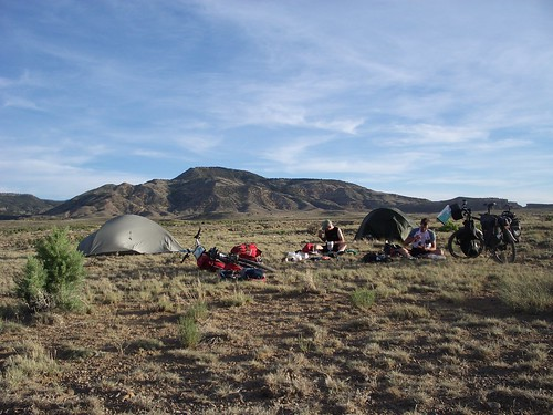 Bikepacking Camp