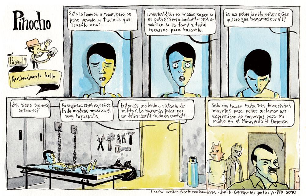 PÁGINA 19: NEOLIBERALMENTE BELLO