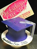 """Graduation Cake • <a style=""""font-size:0.8em;"""" href=""""http://www.flickr.com/photos/40146061@N06/4682185189/"""" target=""""_blank"""">View on Flickr</a>"""