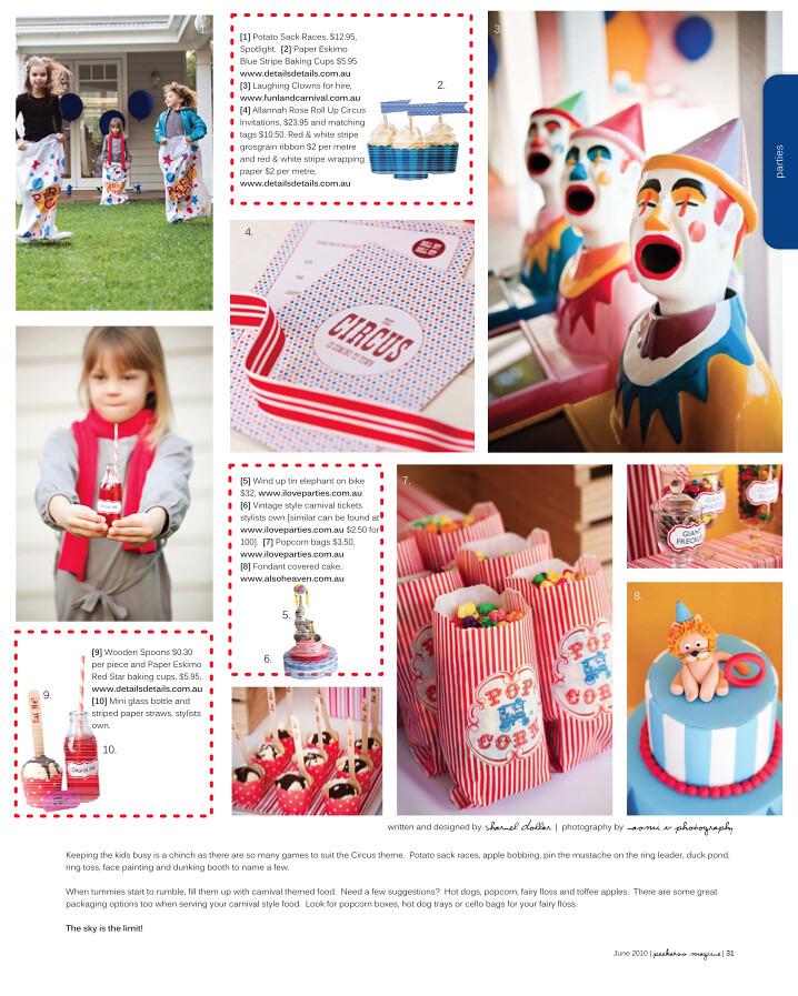 page 2 peekaboo magazine