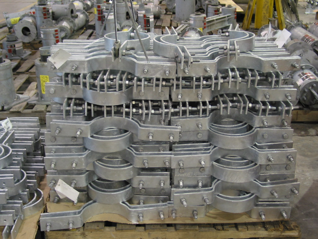 930 Rod Hangers & Riser Clamps for a Construction Company