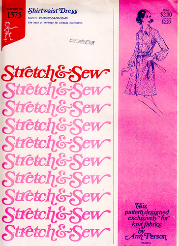 Stretch & Sew 1575