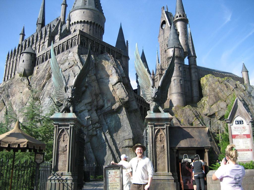 Hogwarts Meltdown