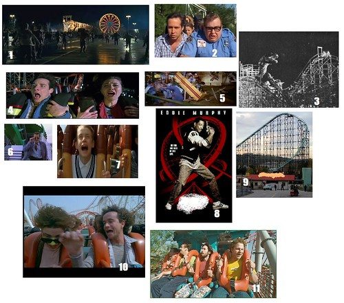 roller coaster movies