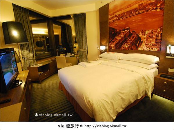 【香港自由行住宿】海景五星級酒店~港島海逸君綽酒店