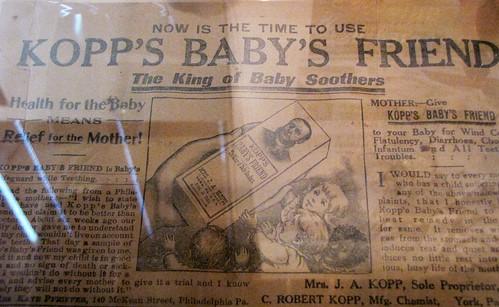 Kopp's Baby's Friend