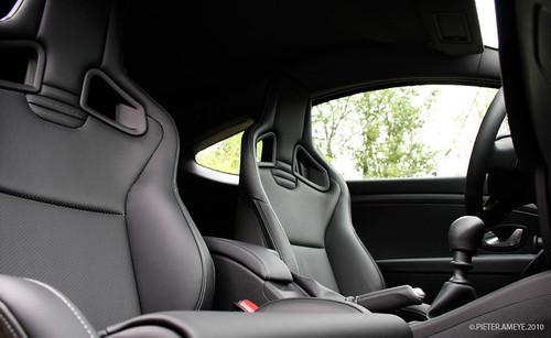 Renault Mégane RS 250 Cup Interior