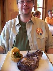 Cowboy Steak / Yachtman's Steakhouse