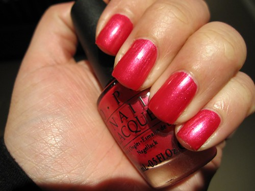 OPI- its all greek to me
